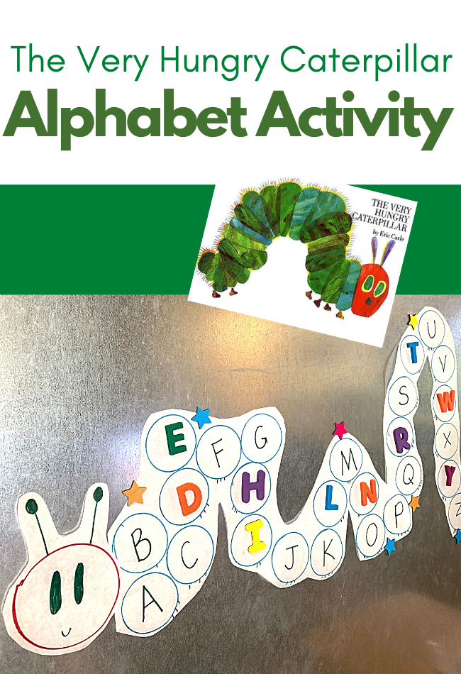 alphabet activity for preschool