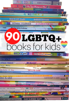 the ultimate pride book list for kids