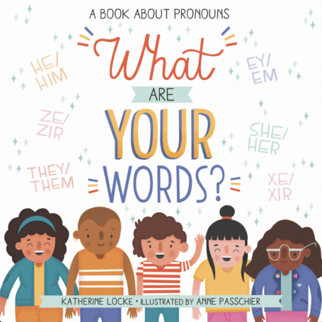 books about pronouns for kids